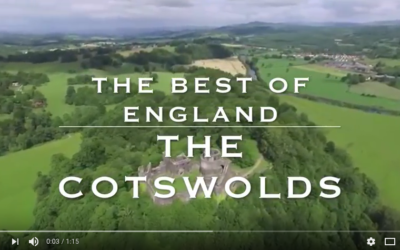 The Cotswolds – an essential part of any proper trip to England!