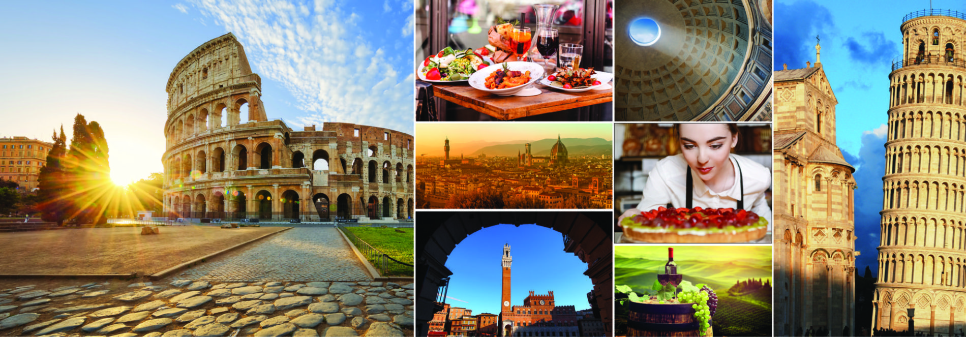 Experience Italy Tour