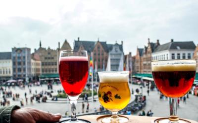 Beer Hunting in Bruges