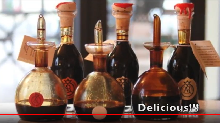 Balsamic Vinegar Tour and Tasting