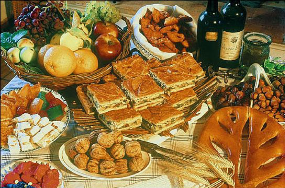 Five Traditional Christmas Foods of Europe